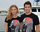'Revenge' Stars Emily VanCamp and Josh Bowman Launch PSA for WWF's 'Hands Off My Parts' Wildlife Crime Initiative