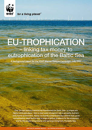 EU-TROPHICATION  linking tax money to eutrophication of the Baltic Sea