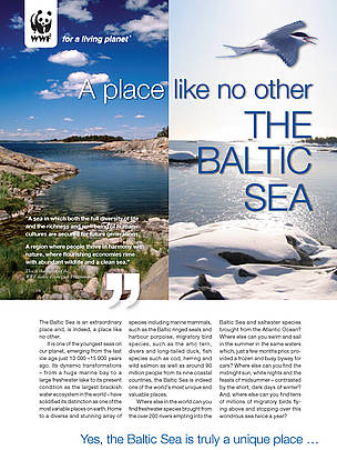 A place like no other: the Baltic Sea