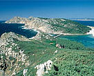 WWF wants the European Commission to impose legally binding rules requiring EU Member States to allocate funds for environmental projects. Islas Cies, Spain.