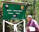 WWF-Sherubtse Genes park