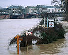 CO2 emissions need to be reduced to combat climate change, thought to be responsible for last year's floods in Europe.