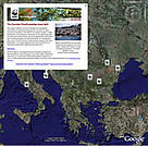 A WWF project on Google Earth / ©: Google