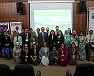 Attendees at the seminar on 'Green Growth Policy tools for Low Carbon Development' in Brunei