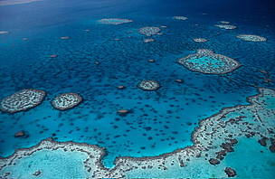 Great Barrier Reef Marine Park, Queensland, Australia.
