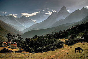 The Eastern Himalayas.