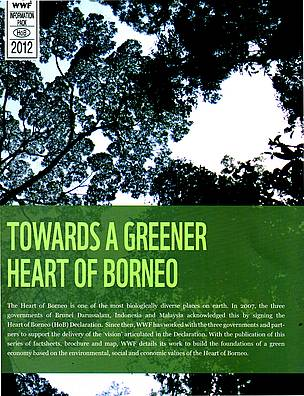 / ©: WWF Heart of Borneo Program
