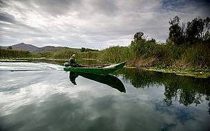 Deranjsko lake, Hutovo Blato Nature Park, Bosnia & Herzegovina