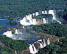 Iguau National Park, one of Brazil's World Heritage Sites.&lt;BR&gt;