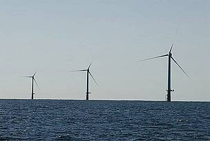The generation of 6,000 megawatts from North Sea wind parks would provide enough energy to run all trains in the Netherlands and to power six million homes