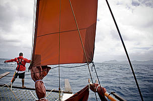 Fiji Island Voyaging Society - a WWF SPPO species partner
