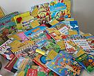 Relocation of children books production to Asia strongly contributes to deforestation. 