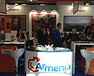 Armenia Stand at ITB Berlin