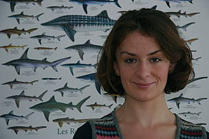 Natalia Reiter, WWF Media Officer / ©: Ed Harris