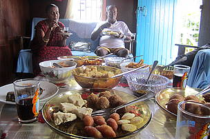 Diwali, the festival of lights, is celebrated mainly by Fiji's Indo-Fijian population. Prepare to be fed like you have never been fed before!