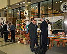at the Spoga trade fair in Cologne, Germany