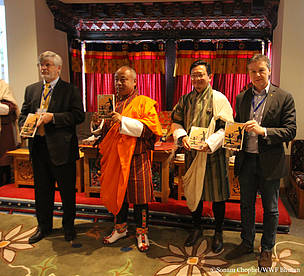 Living Planet Report 2018 launched in Bhutan