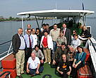 Participants of Sustainable Navigation Workshop, Ruse, Bulgaria