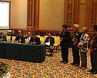 George Sugar Sultan, John Tarawe, FORMADAT, 7th Trilateral Meeting, Brunei Darussalam, WWF Malaysia, WWF Indonesia