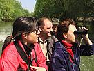 WWF-DCPO Danube Delta expedition.  / ©: WWF DCPO Archive