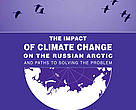 The impact of climate change on the Russian Arctic: analysis and paths to solving the problem