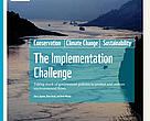 "Cover of report  ""The Implementation Challenge"""