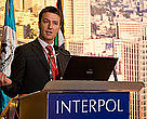 David Higgins Manager of Interpol Environmental Crime Programme