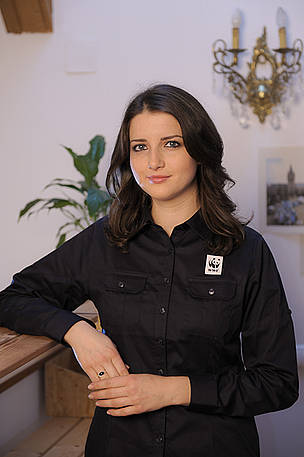 Ioana Betieanu, Head of Communications at WWF Romania.
