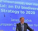 EU strategija za ouvanje biodiverziteta do 2020. godine -  Janez Potonik - Komesar za ivotnu sredinu