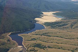 Jekov Vir dam was built in close proximity to Medet tailings dam and poses a threat to the village of Dushantsi in central Bulgaria