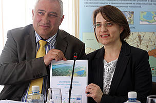 Key stakeholders in the Danube Delta region agree to tackle potential consequences of climate change by signing today a Joint Statement on Climate Proofing the Danube Delta, March 2013.