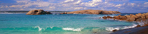 The coastline of southwestern Australia. Cape le Grand National Park, Western Australia. rel=