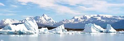 Upsala Glacier Los Glaciares National Park, Santa Cruz Province, Patagonia, Argentina. UNESCO World ... rel=