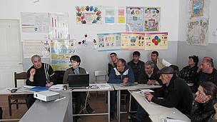 Awareness Raising Workshop in Lernantsk Community