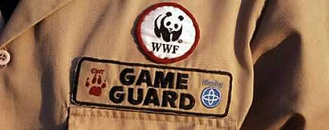 Community Game Guard sponsors: WWF with EWT and Rossing, Namibia. rel=
