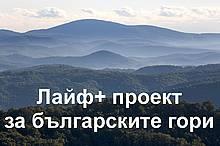 Лайф+ проект за българските гори / ©: WWF/Michael Gunther