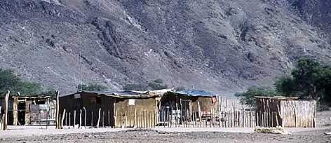 A traditional village in the Torra Conservancy rel=