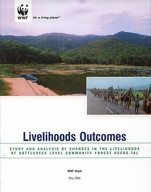 Livelihoods Outcomes in the Terai Arc Landscape, Nepal