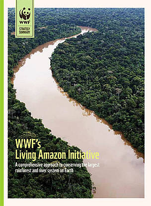 LAI COVER / &copy;: Cover photo: Brent Stirton / Getty Images /  WWF