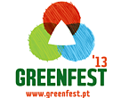 logo for GreenFest2014