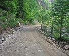 Forest roads are being built in the core zone of the Low Tatras National Park, Slovakia