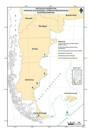 The four new Marine Protected Areas are zones of high biodiversity value.