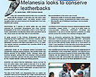South Pacific Currents: A quarterly newsletter by WWF (April 2005)