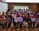 More than 70 WWF staff from WWF-Indonesia, WWF-Malaysia,and the Borneo supporting offices across WWF Network attended