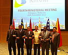 CTI-CFF at 4th Ministerial Meeting in Malaysia 
