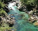 Rijeka Morača u Crnoj Gori
