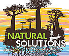 Cover page for Natural Solutions: protected areas helping people cope with climate change