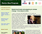 Hariyo Ban Program e-newsletter, April 2013