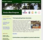 Hariyo Ban Program, E-newsletter, Issue 4, January 2013