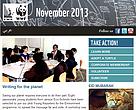 November 2013 e-news